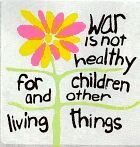 War is not