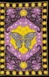 Butterfly & Flowers Tapestry