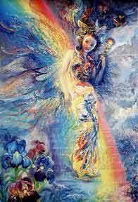 iris greek mythology