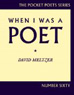 When I Was A Poet by David Meltzer