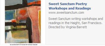 SWEET SANCTUM poetry-workshops-readings