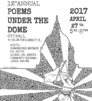 Poems Under The Dome 2017